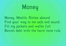 Money Doubling Spells