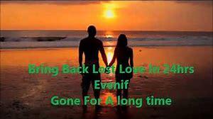 Bring Back Lost Lover Spells