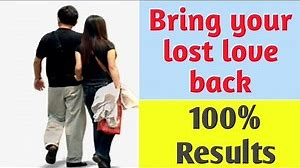 Free Love Spells To Bring Back A Lover