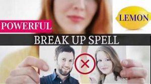 Break Up Love Spells