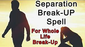 Love Spells To Break Up A Couple